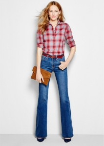 These are from Jcrew Factory. I love this whole outfit.