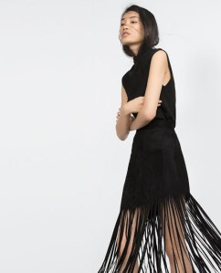 This gorgeous skirt is from Zara for $69.90